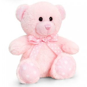 Baby Girl Pink Bear