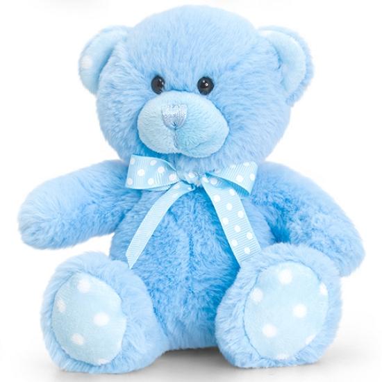 Baby Boy Blue Bear