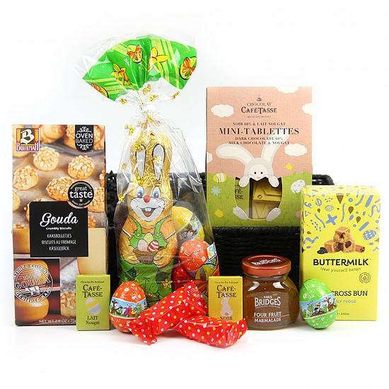 Easter Treats Gift Basket Delivery UK