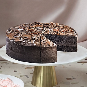 Chocolate Fudge Cake Delivery to UK