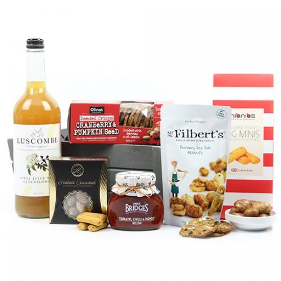 Gourmet Twist Hamper Delivery UK