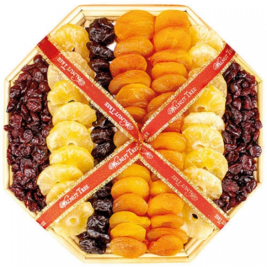 Octagonal Dried Fruit Tray