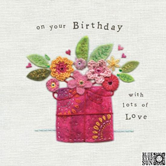 Birthday Present Card