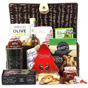 Cherry Merry Hamper delivery UK