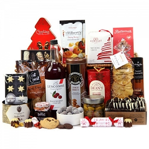 Christmas Treat Hamper Delivery UK