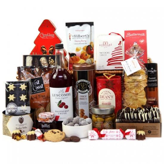 Christmas Treat Hamper Delivery UK