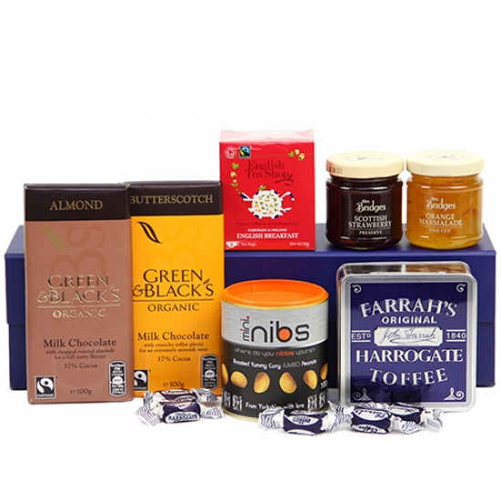 Radiant Delights Hamper Delivery UK
