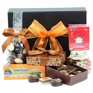 Chocolate Zest Hamper