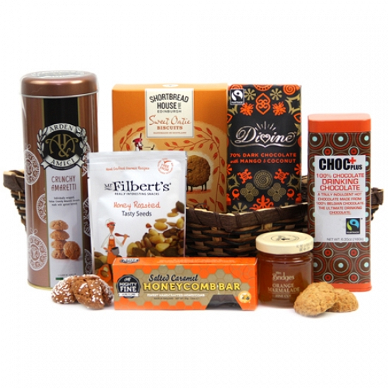 Chocolate Sunset Hamper Delivery to UK