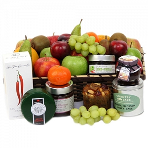 Fruitalicious Cheese Hamper