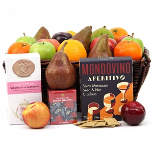Mondovino Fruit Hamper Delivery to UK