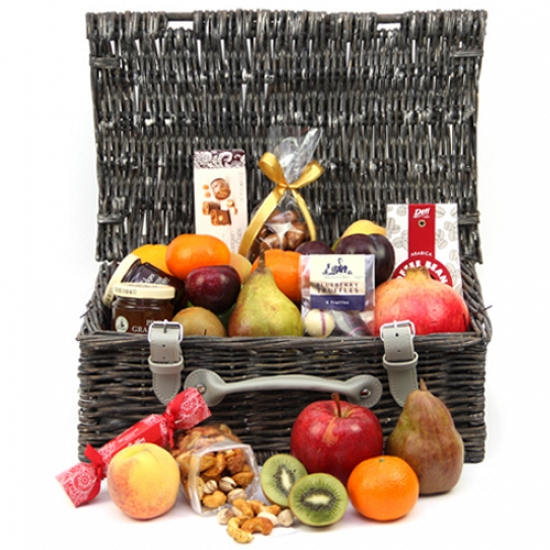 Joyful Fruit Hamper Delivery to UK