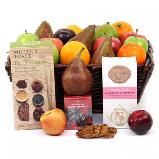 Fruit Toast Hamper Delivery to UK