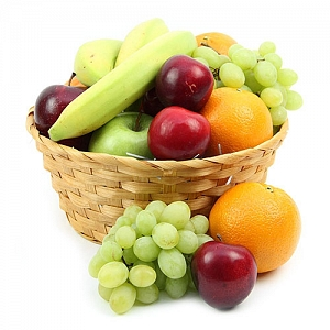 Gala Fruit Basket