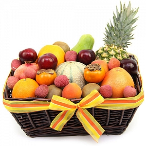 Tropic Fruit Basket