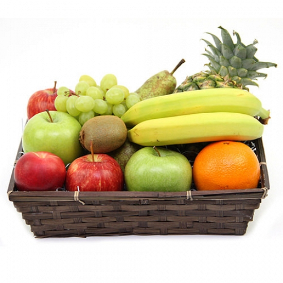 Smiths Fruit Basket Delivery to UK