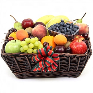Image result for fruit basket by post