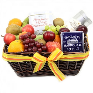Glory Gourmet Fruit Basket