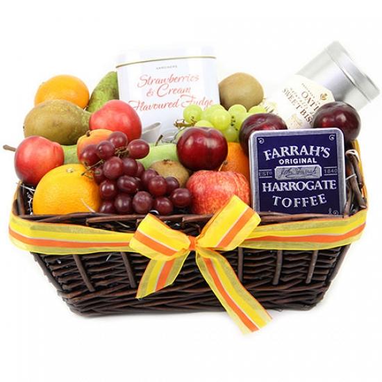 Glory Gourmet Fruit Basket Delivery UK