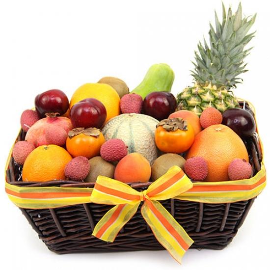 Tropic Fruit Basket Delivery UK