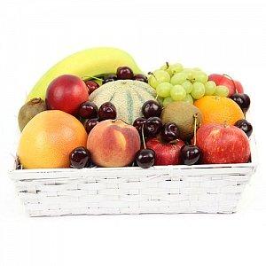 Farm Delight Fruit Basket Delivery to UK