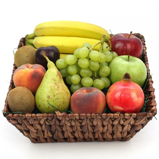 Fruit Lovers Fruit Basket delivery to UK [United Kingdom]