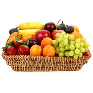 Healthy Living Fruit Basket