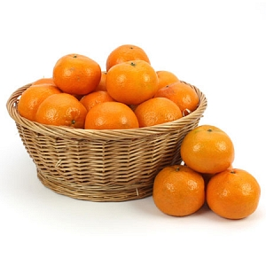 Orange Fruit Basket delivery to UK [United Kingdom]
