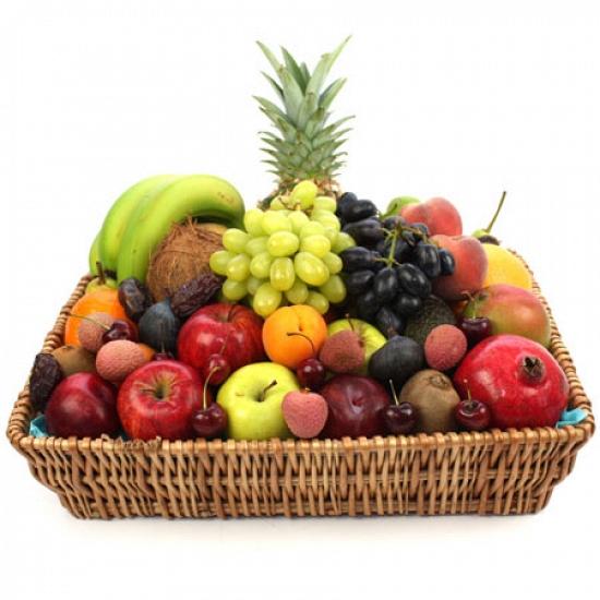 Premium Fruit Basket delivery to UK [United Kingdom]