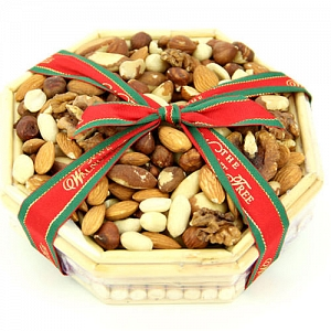Gourmet Nuts Tray