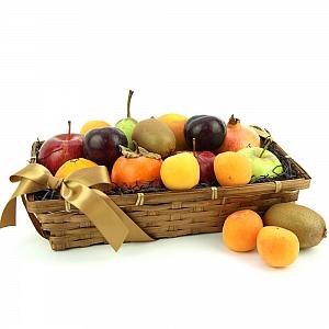 Nature's Galore Fruit Basket delivery to UK [United Kingdom]