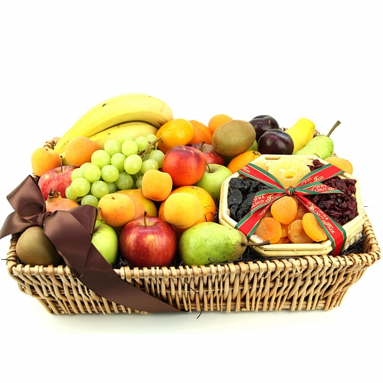 Wishful Delights Fruit Basket delivery to UK [United Kingdom]