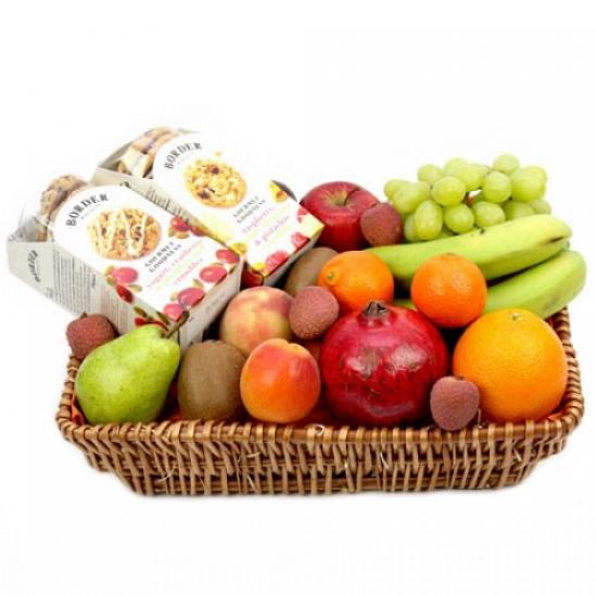 Border Fruit Hamper delivery to UK [United Kingdom]