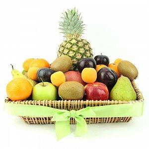 Seasons Delight Fruit Basket delivery to UK [United Kingdom]