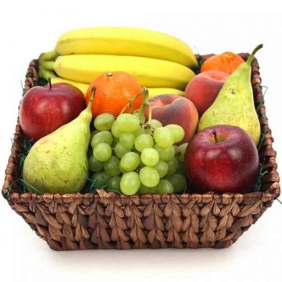 Four Seasons Fruit Basket delivery to UK [United Kingdom]