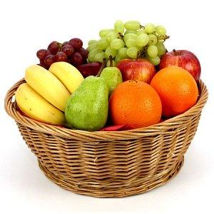 Standard Fruit Basket delivery to UK [United Kingdom]