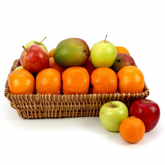 Tropicana Fruit Basket delivery to UK [United Kingdom]